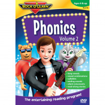 RL-210 - Phonics Volume Ii in Dvd & Vhs