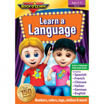 RL-216 - Learn A Language Dvd in Foreign Language