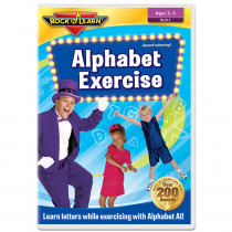 RL-913 - Alphabet Exercise Dvd in Dvd & Vhs