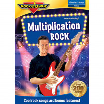 RL-922 - Multiplication Rock On Dvd in Dvd & Vhs