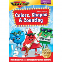 RL-944 - Colors Shapes & Counting Dvd in Dvd & Vhs