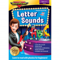 RL-946 - Letter Sounds Dvd in Dvd & Vhs