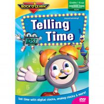 RL-947 - Telling Time Video Dvd in Dvd & Vhs