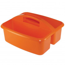 ROM26009 - Large Utility Caddy Orange in Storage Containers