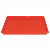 ROM36902 - Creativitray Fingerpaint Tray Red in Paint Accessories