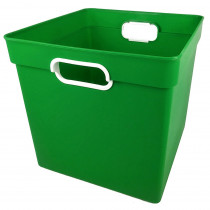 ROM72505 - Cube Bin Green in Storage