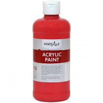 RPC101030 - Acrylic Paint 16 Oz Phthalo Red in Paint