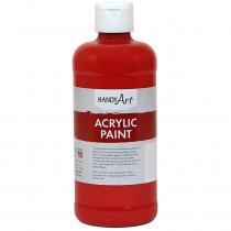 RPC101035 - Acrylic Paint 16 Oz Vermilion in Paint