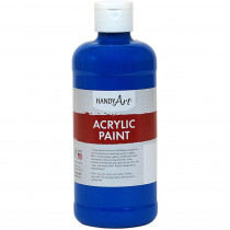 RPC101060 - Acrylic Paint 16 Oz Phthalo Blue in Paint