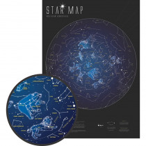Glow in the Dark Star Map - RWPMI03 | Waypoint Geographic | Science