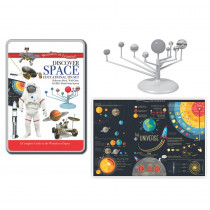 RWPTS04 - Tin Set Discover Space Wonders Of Learning in Astronomy