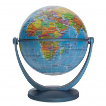 "4 Blue Ocean GyroGlobe - RWPWP50200 | Waypoint Geographic | Globes"""