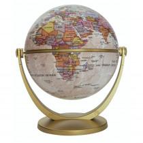 "4 Antique GyroGlobe - RWPWP50201 | Waypoint Geographic | Globes"""