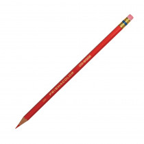 SAN20045 - Col Erase Pencils Red in Colored Pencils