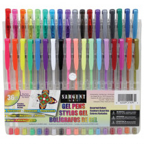 SAR221497 - 36Ct Gel Pen Set in Pens