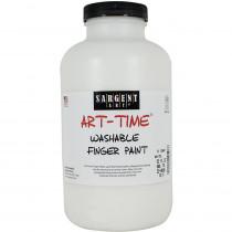 SAR229596 - 32Oz Washable Finger Paint White in Paint