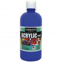SAR242450 - 16Oz Acrylic Paint - Blue in Paint