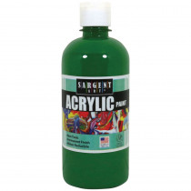 SAR242466 - 16Oz Acrylic Paint - Green in Paint