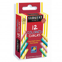SAR663010 - Gothic Board Chalk Assorted Colors in Chalk