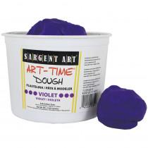 SAR853342 - 3Lb Art Time Dough - Violet in Dough & Dough Tools