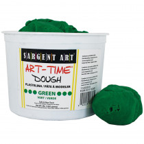 SAR853366 - 3Lb Art Time Dough - Green in Dough & Dough Tools