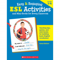 SC-0439153913 - Easy & Engaging Esl Activities & Mini Books For Every Classroom in Language Arts