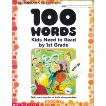 SC-0439399297 - 100 Words Kids Need To Read By 1St Gr in Word Skills