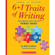 SC-0439574129 - 6 Plus 1 Traits Of Writing The Gr K-2 Complete Guide in Writing Skills