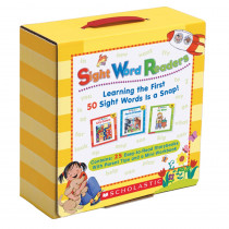 SC-0545067650 - Sight Word Reader Library in Sight Words