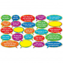 SC-546916 - Good Character Quotes Mini Bulletin Board Set in Motivational