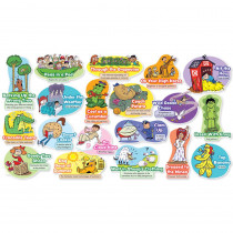 SC-553073 - Must Know Idioms Bulletin Board Set in Miscellaneous