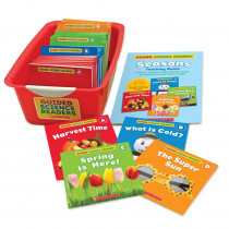 SC-556150 - Guided Science Readers Super Set Seasons in Science