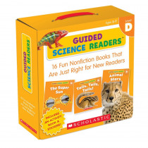 SC-565095 - Level D Guided Science Readers Parent Pack in Leveled Readers