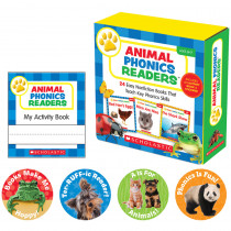 SC-565112 - Animal Phonics Readers Parent Pack in Science