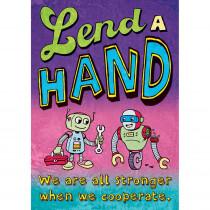 SC-565383 - Lend A Hand Pop Chart in Motivational