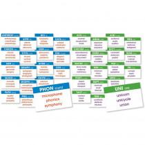 SC-581929 - Greek & Latin Roots Mini Bulletin Board Set in Language Arts