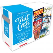 SC-583772 - Gr 4 Trait Crate Plus Digital Enhanced Edition in Comprehension