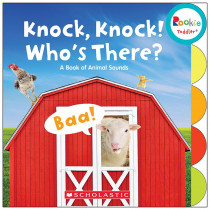 SC-662874 - Board Book Knock Knock Whos There Rookie Toddler in Classroom Favorites