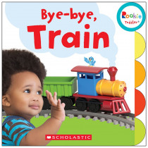 SC-675650 - Board Book Bye Bye Train Rookie Toddler in Classroom Favorites