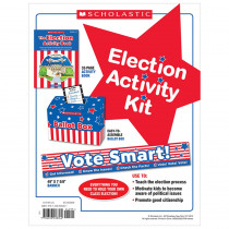 Election Activity Kit, Revised Edition - SC-803836 | Scholastic Teaching Resources | Government