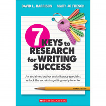 SC-815367 - 7 Keys Research For Writing Success in Reference Materials