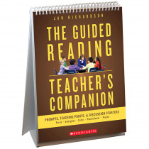 SC-816345 - The Guided Reading Teachers Companion in Reference Materials