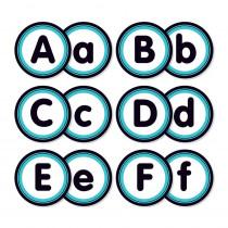 SC-823622 - Aqua Oasis Alphabet Bulletin Board in Classroom Theme