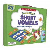 SC-823965 - Learning Mats Short Vowels in Mats