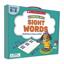 SC-823966 - Learning Mats Sight Words in Mats
