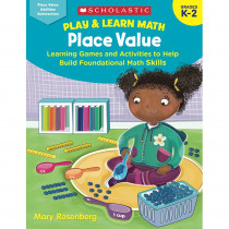 SC-828562 - Play & Learn Math Place Value in Place Value