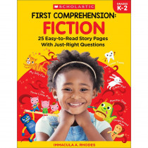 SC-831433 - First Comprehension Fiction in Comprehension