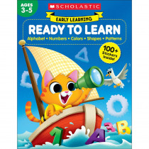Early Learning Ready to Learn - SC-832316 | Scholastic Teaching Resources | Reference Materials