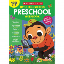 Little Skill Seekers: Preschool Workbook - SC-860241 | Scholastic Teaching Resources | Resources