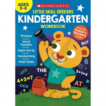 Little Skill Seekers: Kindergarten Workbook - SC-860243 | Scholastic Teaching Resources | Resources